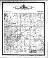 Howard Township, Barker Lake, Cass County 1896